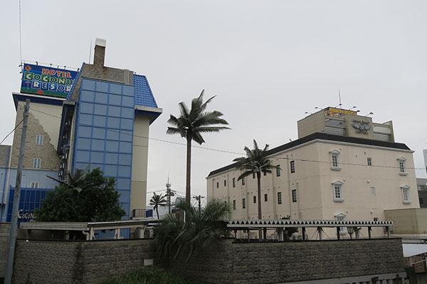 岩槻インターのホテル街